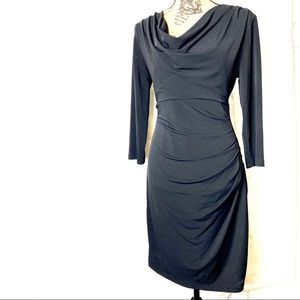 Donna Rocco black dress